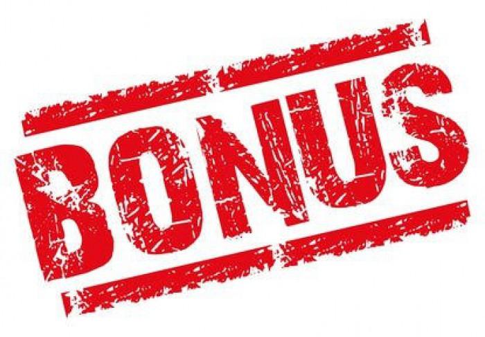 FxNet's 20% Bonus