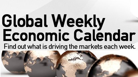 Forex Weekly Economic Calendar