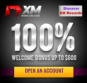XM 100% Bonus