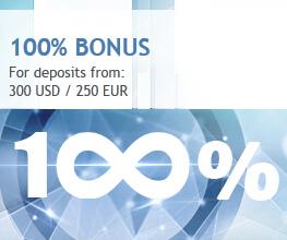 roboforex 100% bonus