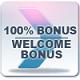 welcom bonus